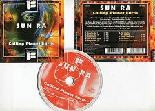 "SUN RA ""Calling planet earth"" (CD) 1971"