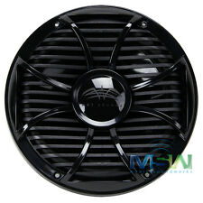 "WET SOUNDS SW-10FA-S4-B-V2 10"" SINGLE 4-OHM FREE AIR MARINE SUBWOOFER SUB BLACK"