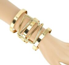 Armband gold Statement Armreif by Ella Jonte bracelet trend new arrival one size