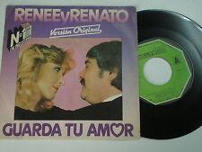 RENEE Y RENATO Guarda Tu Amor SPAIN 45 1983
