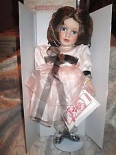 """Classic Creations Exclusive  """"Janis"""" porcelain Doll *NIB"""