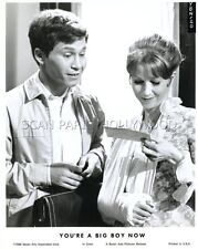 GERALDINE PAGE PETER KASTNER YOU'RE BIG BOY NOW 1966 VINTAGE PHOTO #2 COPPOLA