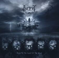 ANCIENT - Back To The Land Of The Dead (Ltd.Digipak) -- CD  NEU  VVK 16.09.2016