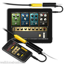 TS-GT01 Audio Interface AMP iRig System Guitar Effects Pedal for Smart Phone PC