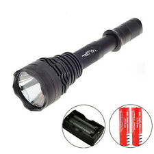 TrustFire 1300LM LUMINUS SST-50 LED Tactical Memory Flashlight 18650 Torch Light