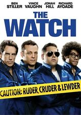 The Watch (DVD, 2012)