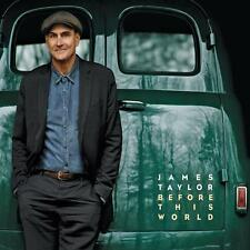 Before This World  (Deluxe Edition) von James Taylor (2015), Neu OVP, CD & DVD !