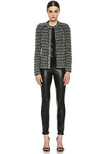 FINAL PRICE: Isabel Marant Etoile Iona Cowens Grey Boucle Knit Jacket FR40/UK12