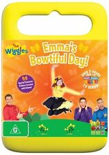 THE WIGGLES Emma's Bowtiful Day DVD R4 New Sealed
