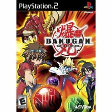 PS2 - Bakugan battle brawlers New not sealed