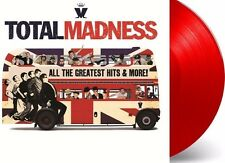 MADNESS - TOTAL MADNESS 2x 180G Red Audiophile Vinyl Ltd Edition LP (NEW)PRESALE
