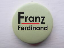 FRANZ FERDINAND  - 1 inch / 25mm Button Badge - USED Promotional