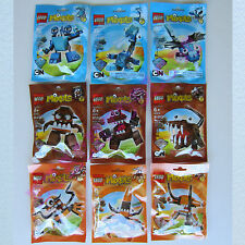New LEGO Cartoon Network MIXELS Complete Series 2 - 9 Set 41509 to 41517 - Gift
