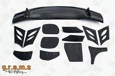 Universal 20cm GT Wing Fiberglass spoiler Legs, for Performance