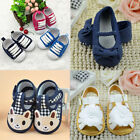 Newborn Prewalker Shoes Boy & Girl Soft Sole Anti-Slip Cotton Toddler Shoes Lot