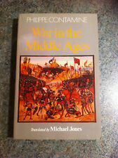 War in the Middle Ages by Phillipe Contamine