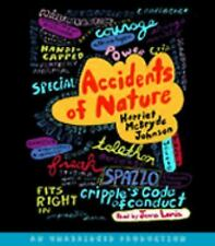 BOOK/AUDIOBOOK CD Age 12+ Johnson ACCIDENTS OF NATURE