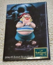 Disney Pin /Button WDCC Classics Collection Sculpture Event Mr Smee 160776