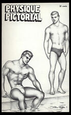 1963 campy gay art/graphics/photos Bob Mizer's Physique Tom of Finland/Ross