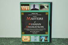 Masters Of Russian Animation - Volume 2 (1969 - 1978) DVD