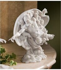 God: The Creation of Man in God's Image Michelangelo Bonded Marble Sculpture