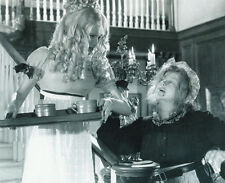 MADELINE SMITH & DIANA DORS UNSIGNED PHOTO - 4210 - THE AMAZING MR. BLUNDEN