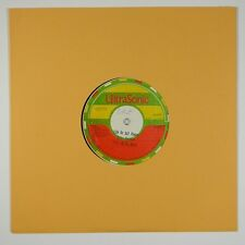 "Peter Ranking ""Life in Jail House"" Reggae 10"" UltraSonic mp3"