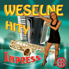 Impress - Weselne Hity 8 (CD) Disco Polo NEW