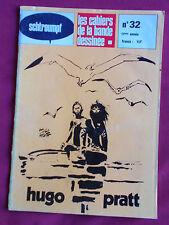 SCHTROUMPF LES CAHIERS DE LA BD N°32 HUGO PRATT