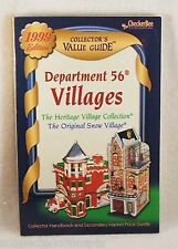 Department 56 Villages 1999 Collectors Value Guide Book (Checkerbee Publishing)