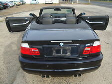 BMW: M3 Cabriole Convertible Salvage Rebuildable