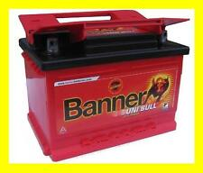 Banner Batterie Akku Uni Bull 12V 80Ah 80 Ah 50500