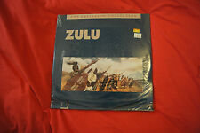 Zulu 2 disc Criterion Collection Laserdisc SEALED