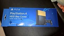 * New * Official Genuine GOLD Sony PS4 HDD Bay Cover Playstation Hard Drive Disc