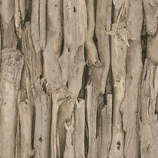 Rasch Bois flottant Naturelle Effet Papier peint A Coller Au Mur Vinyl 473216