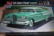 AMT 1958 Edsel Pacer W/CONTINENTAL KIT 1/25 Model Car Mountain FS