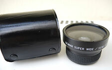 Seimar Super Wide / Semi Fish Eye Lens - Made in Japan in BOX !!!