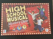 HIGH SCHOOL MUSICAL Mystery Date Board Game 2006 Edition Complete