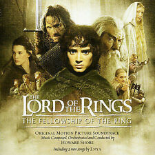 The Lord of the Rings: The Fellowship of the Ring [Original Soundtrack]
