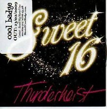 (547A) Sweet 16, Thunderheist - DJ CD