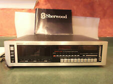 Sherwood AM FM Stereo Receiver S-2660 CP Amp Amplifier
