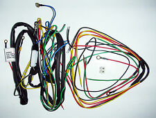 NEW WIRE HARNESS / ELECTRO CABLES / WIRING LOOM WITH FUSE JAWA CZ PERAK 250 350