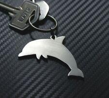 DOLPHIN Fish Mammal Sea Free Willy Cute Friend Keyring Keychain Key Fob Gift