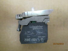 NEW, TELEMECANIQUE ZB4BW065 LED LAMP MODULE, BLUE, 24V AC/DC, CONTACT BLOCK.