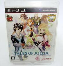 PS3 Tales of Xillia Namco Bandai Games Japan Import NTSC-J