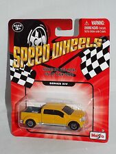 Maisto Speed Wheels Series XIV Ford Mighty F-350 Yellow