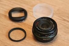 PENTAX Pentax DA Limited 21mm F/3.2 AL Lens For Pentax k5 k3