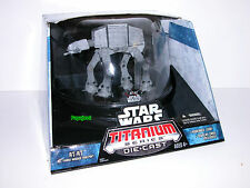 Star Wars AT-AT Walker Titanium Series Diecast by Hasbro 2006 Release Poseable