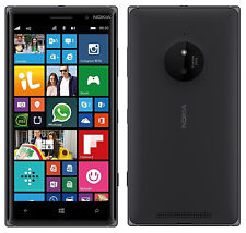Nokia Lumia 830 RM-983 GSM Unlocked 16GB Smartphone-Black-Good
