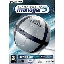 CHAMPIONSHIP MANAGER 5-INGLESE PC Giochi per PC Game Windows da EIDOS